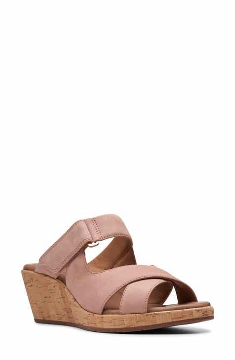8b925ac3 Clarks® Un Plaza Slide Sandal (Women)