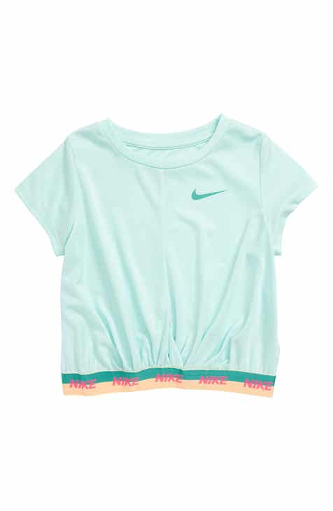 75134ec653b Nike Dry Crop Top (Toddler Girls & Little Girls)