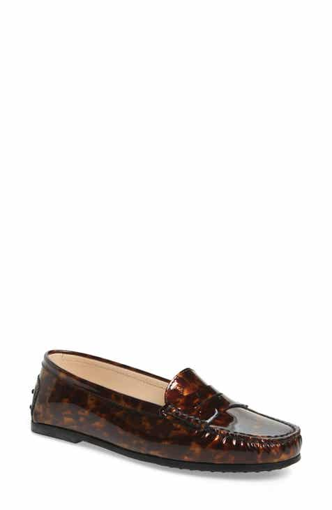 75caf57bdc Tod's New City Gommini Driving Moccasin (Women)