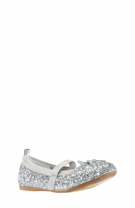 da4d80adf Nina Esther Ballet Flat (Walker & Toddler)