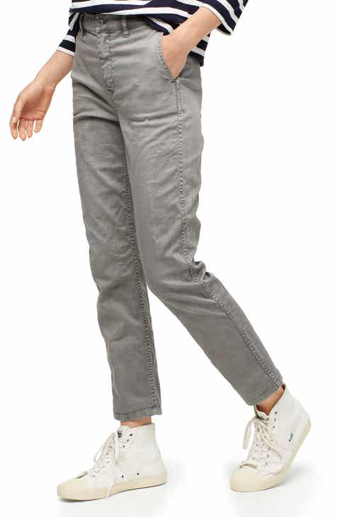 clients first fast delivery best selection of Women's Offwhite Trouser & Wide-Leg Pants | Nordstrom