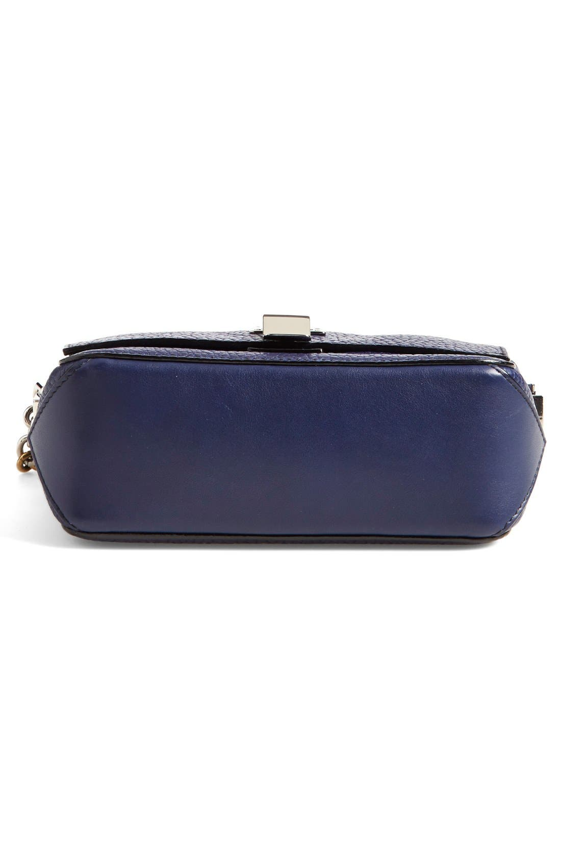 Alternate Image 3  - Proenza Schouler 'Small Courier' Pebbled Leather Crossbody Bag
