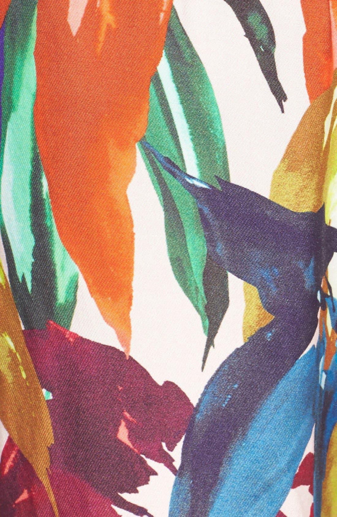 Alternate Image 3  - Trina Turk 'Gilly' Print Pants