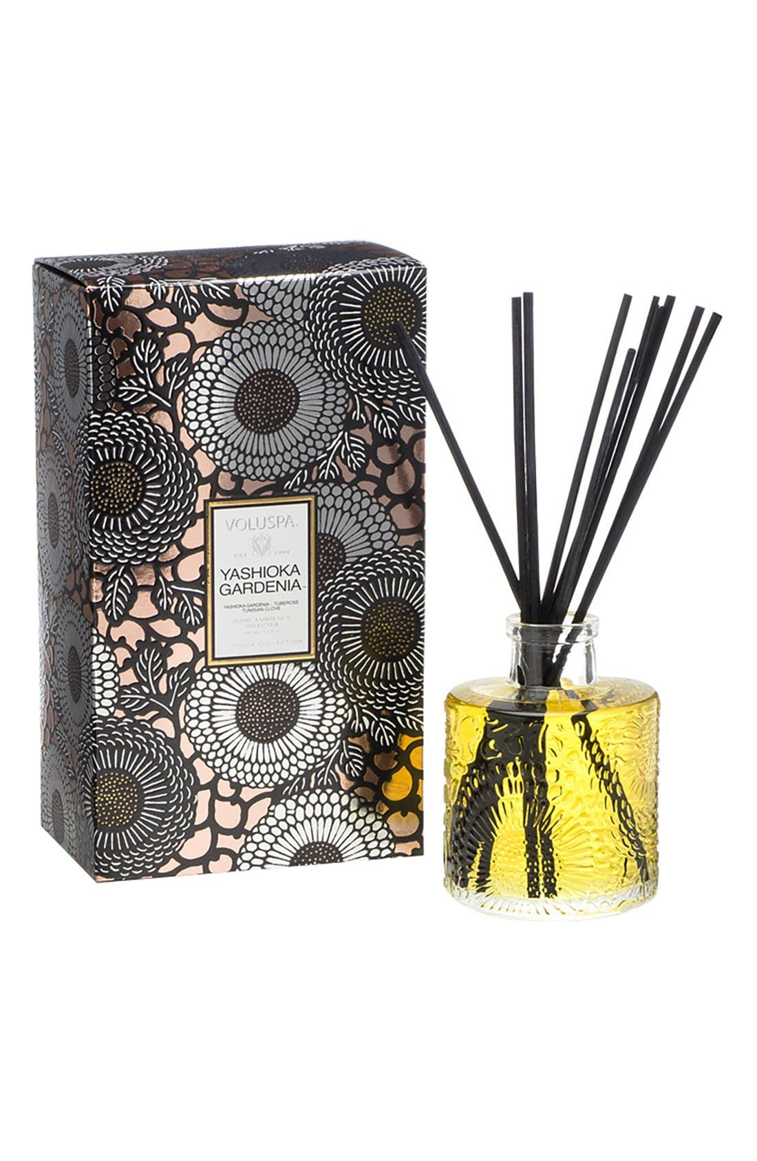 Japonica Yashioka Gardenia Fragrant Oil Diffuser,                         Main,                         color, Yashioka Gardenia