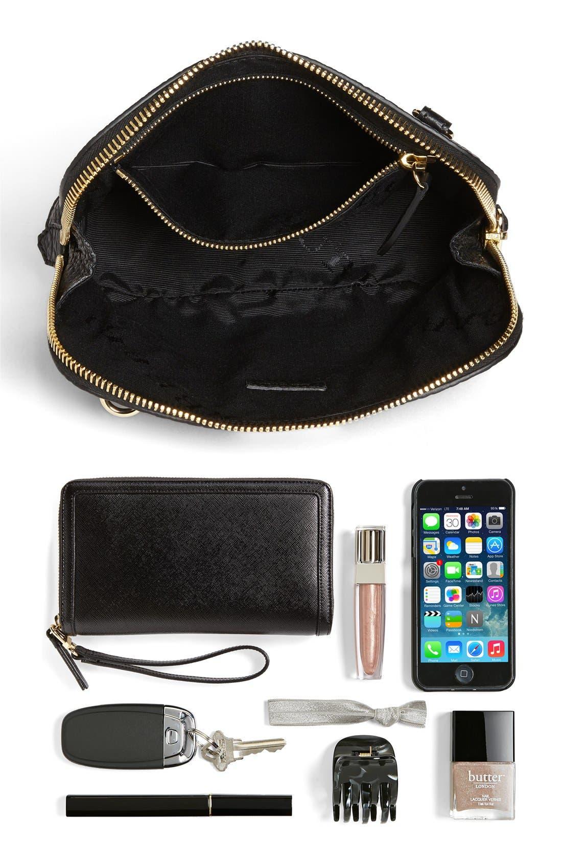 Alternate Image 5  - Burberry 'Small Harrogate' Leather Crossbody Bag