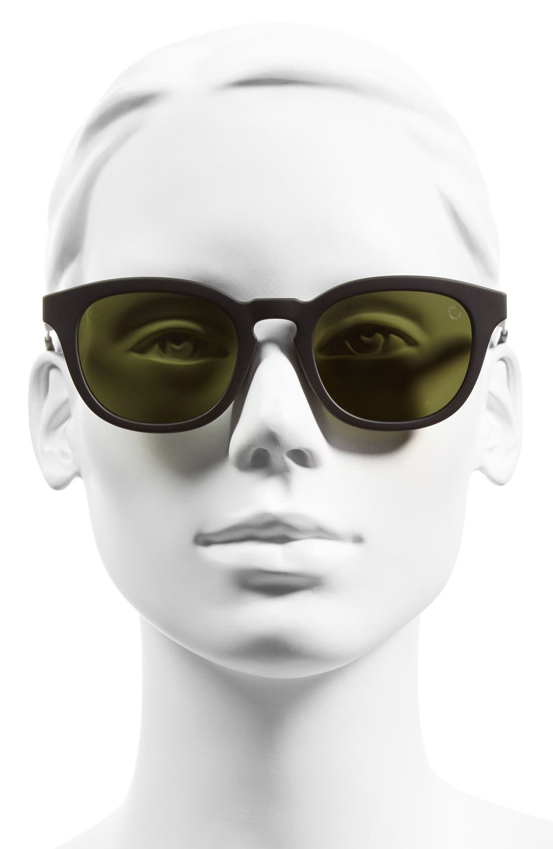 Alternate Image 2  - ELECTRIC 'La Txoko' 49mm Sunglasses