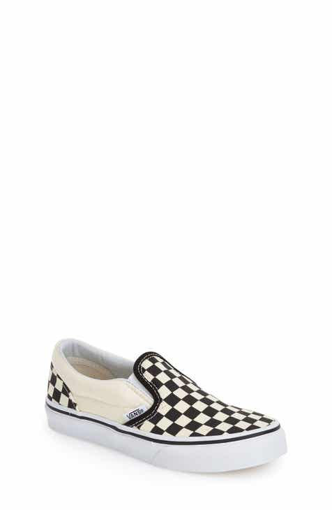 1f33e6866903d2 Vans Classic Checker Slip-On (Toddler