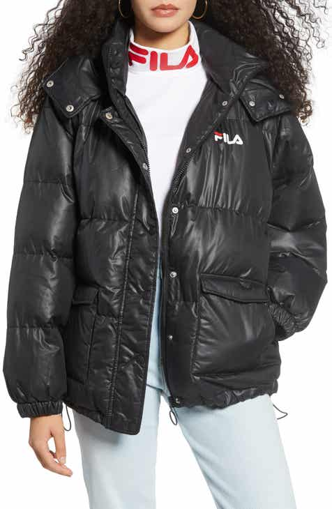 FILA Remie Hooded Puffer Jacket