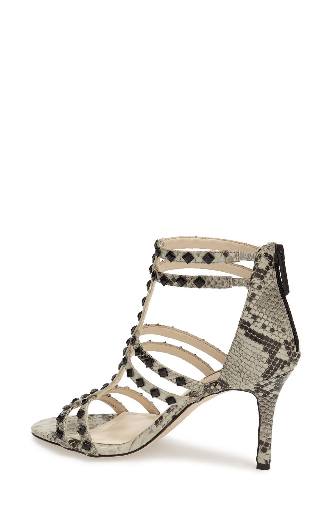 Alternate Image 4  - BCBGeneration 'Dariah' Studded T-Strap Sandal (Women)