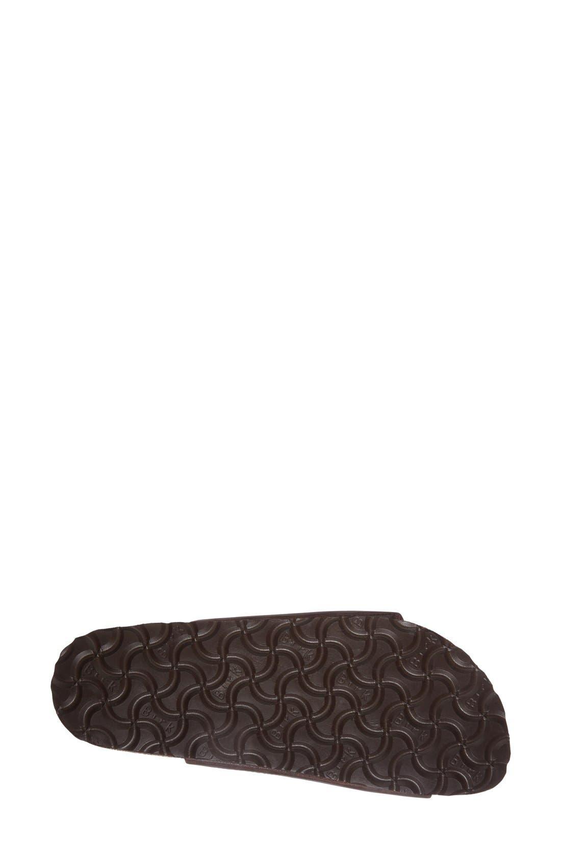 Alternate Image 4  - Birkenstock Granada Soft Footbed Oiled Leather Sandal (Women)