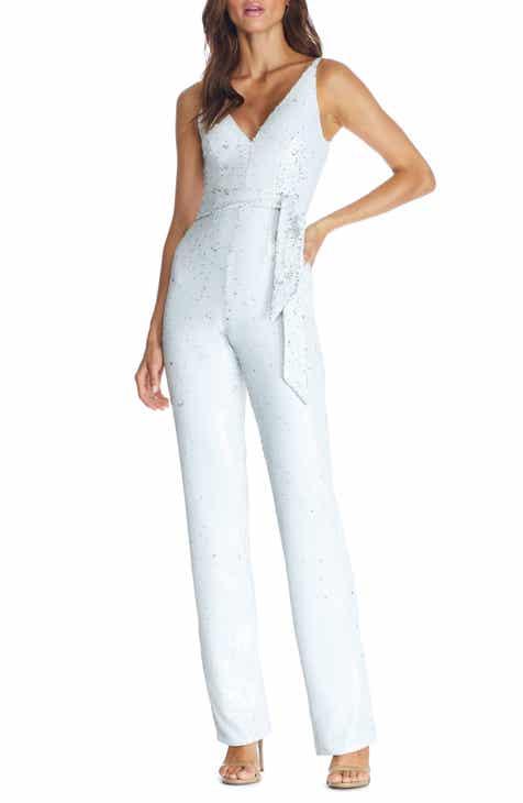 Dress the Population Kinsley Sequin Jumpsuit