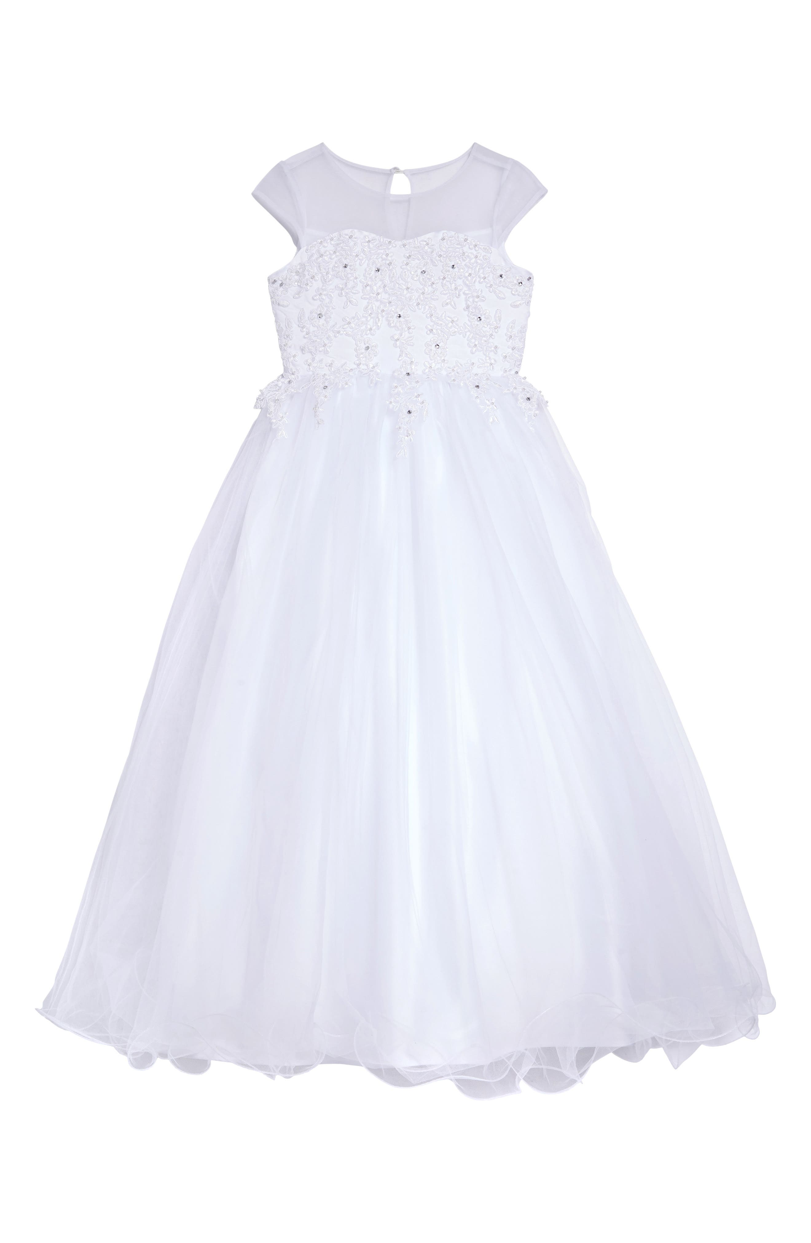 Girls' First Communion Dresses