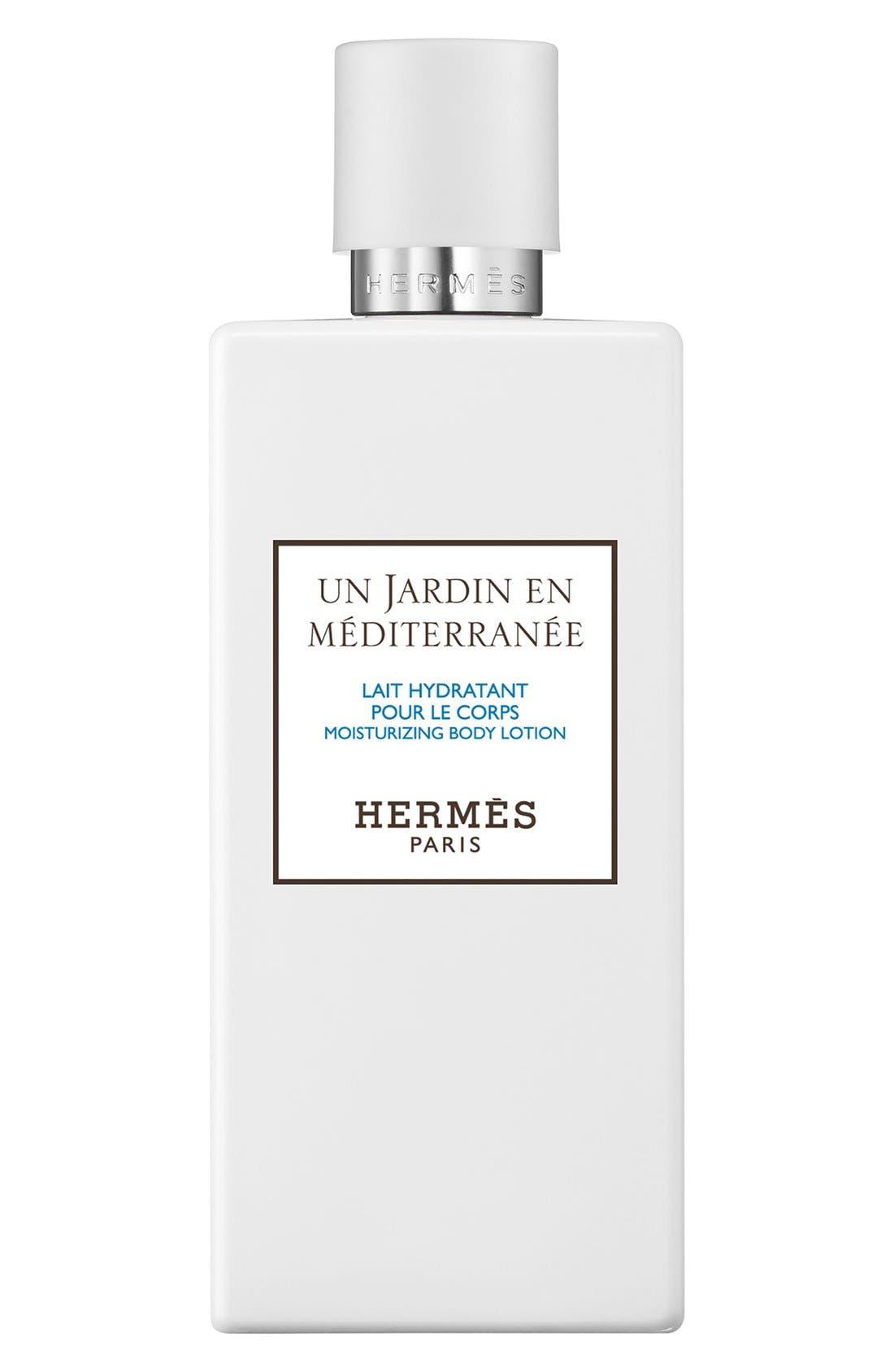 Hermès Le Jardin en Méditerranée - Moisturizing body lotion