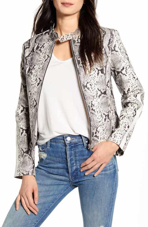 BB Dakota Snake It Or Break It Jacket