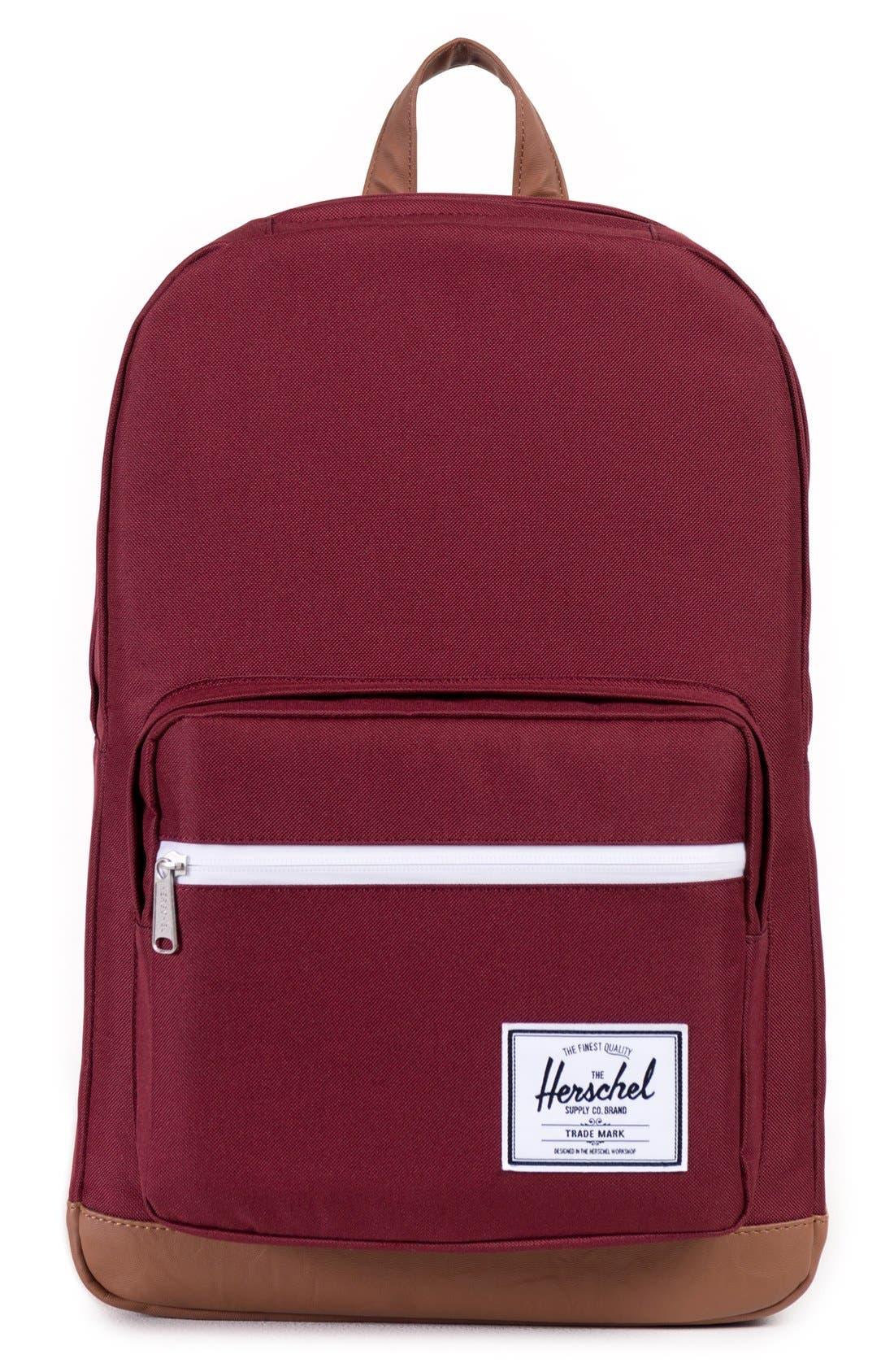 Alternate Image 1 Selected - Herschel Supply Co. 'Pop Quiz' Backpack