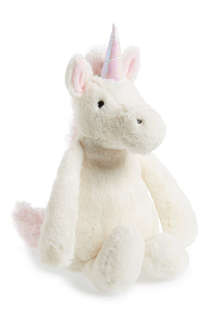 Jellycat Bashful Unicorn Stuffed Animal Nordstrom