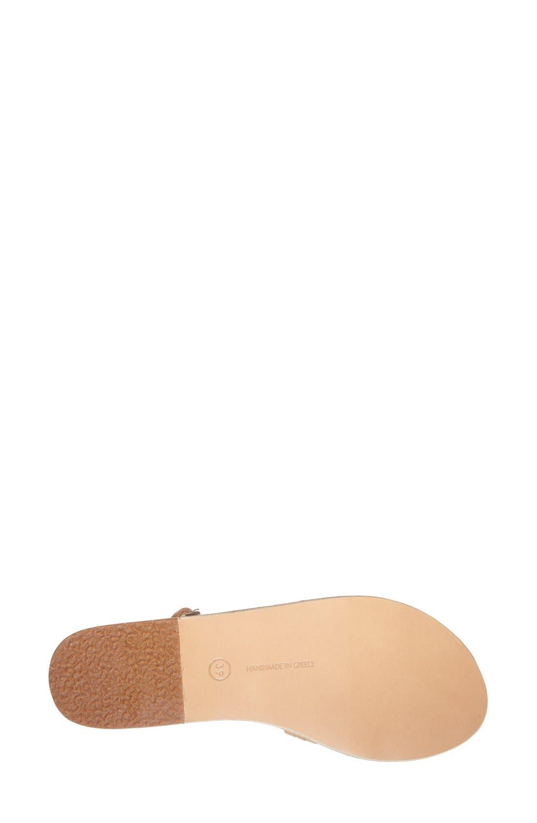 Alternate Image 4  - Ancient Greek Sandals 'Electra' Quarter Strap Sandal (Women)