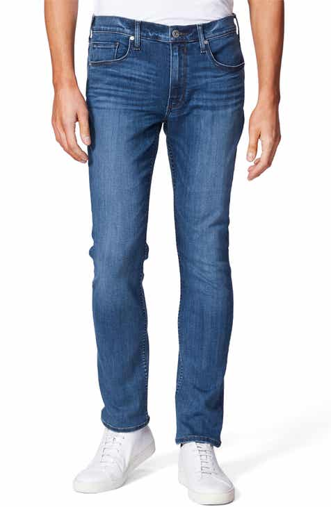 PAIGE Federal Slim Straight Leg Jeans (Connar)