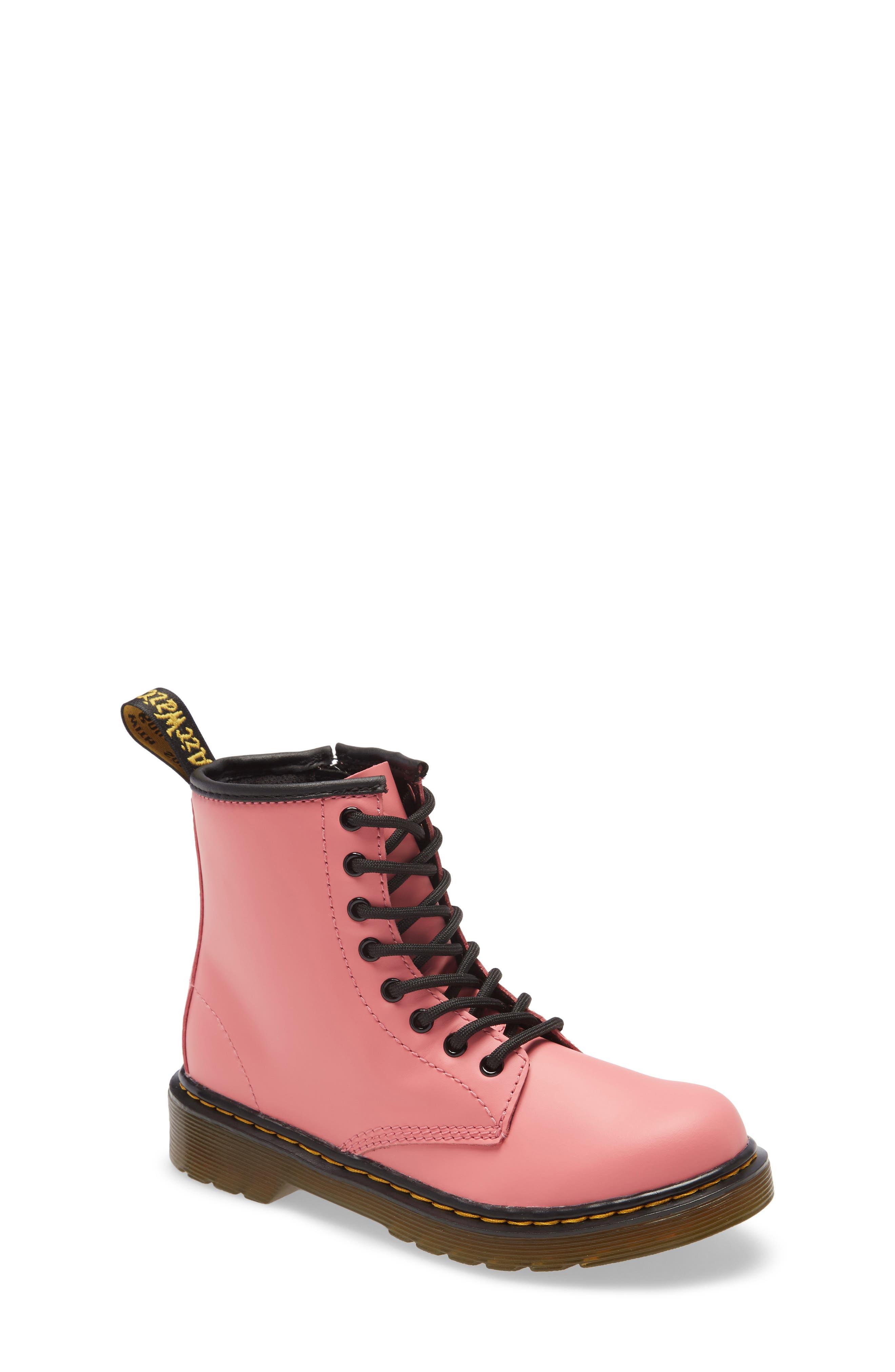 Big Girls' Dr. Martens Shoes (Sizes 3.5-7)
