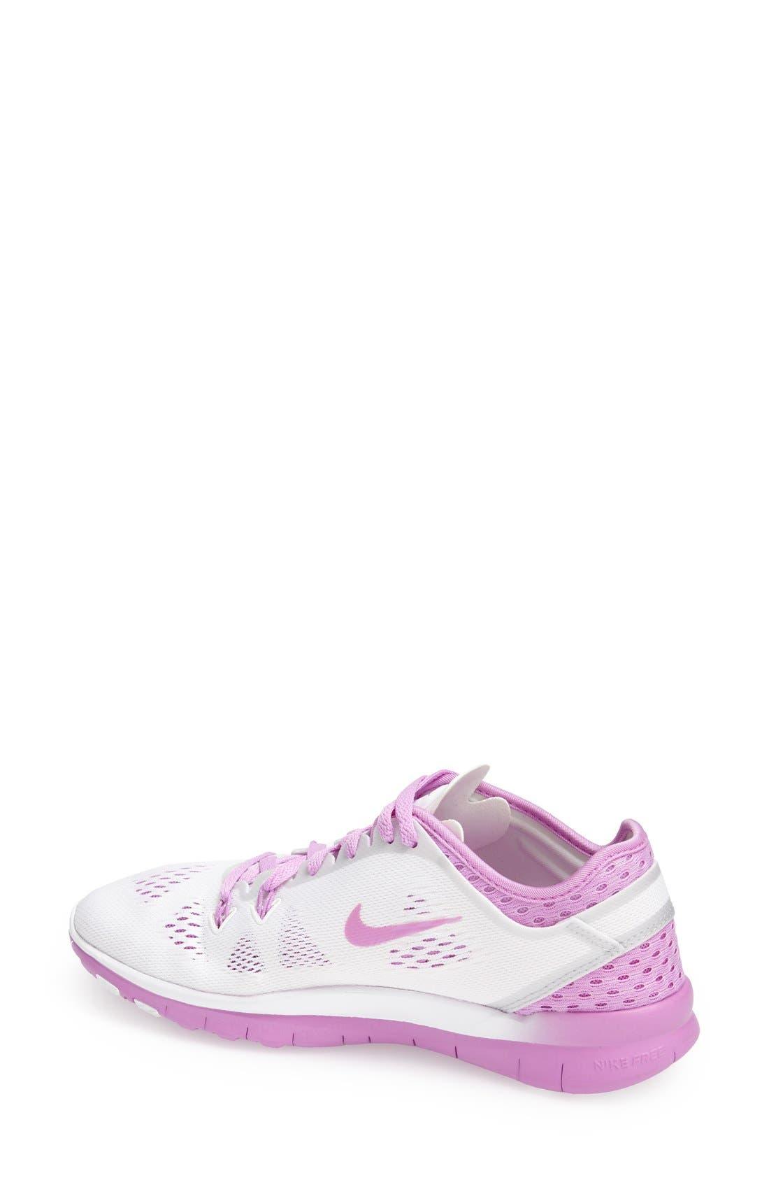 Alternate Image 2  - Nike 'Free 5.0 TR Fit 5 Breathe' Training Shoe (Women)