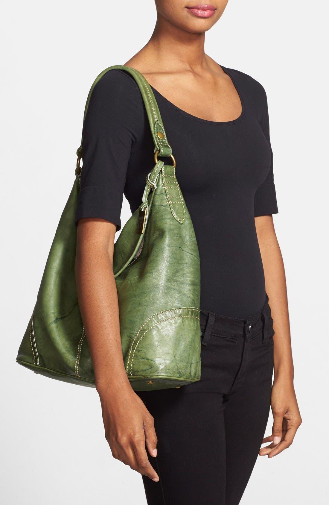 Alternate Image 2  - Frye 'Campus' Leather Hobo