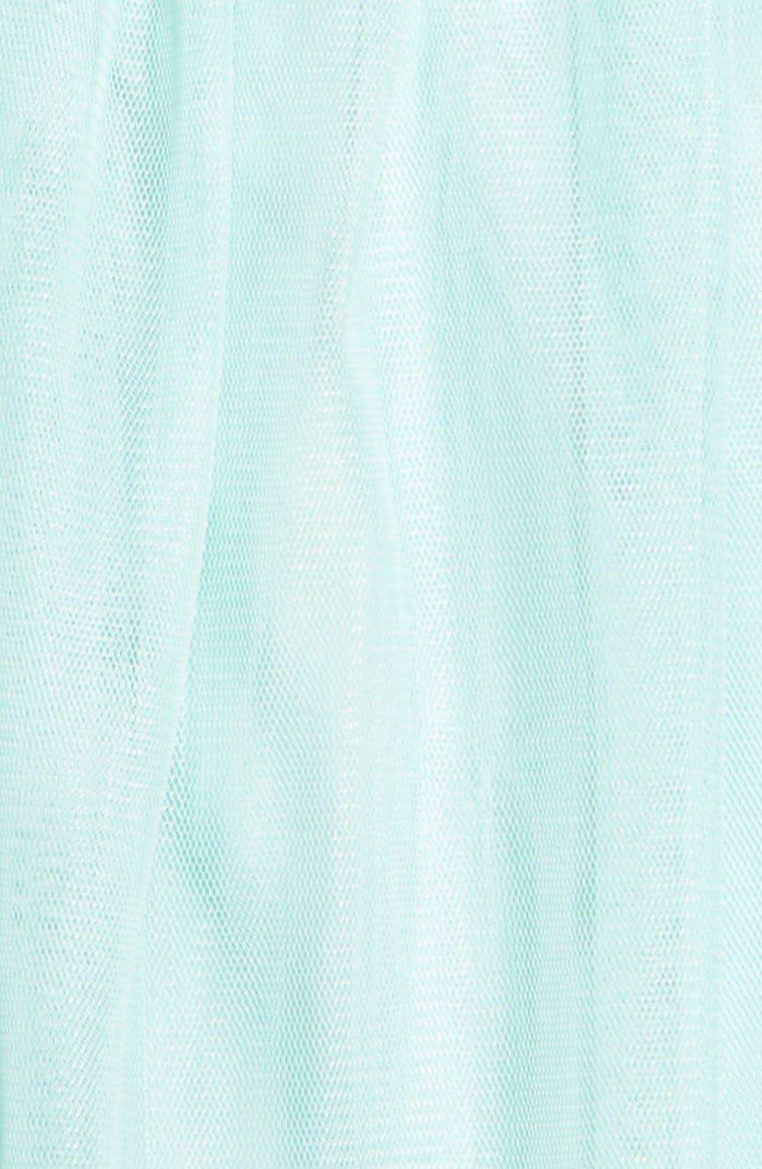 Alternate Image 3  - a. drea Beaded Halter Dress