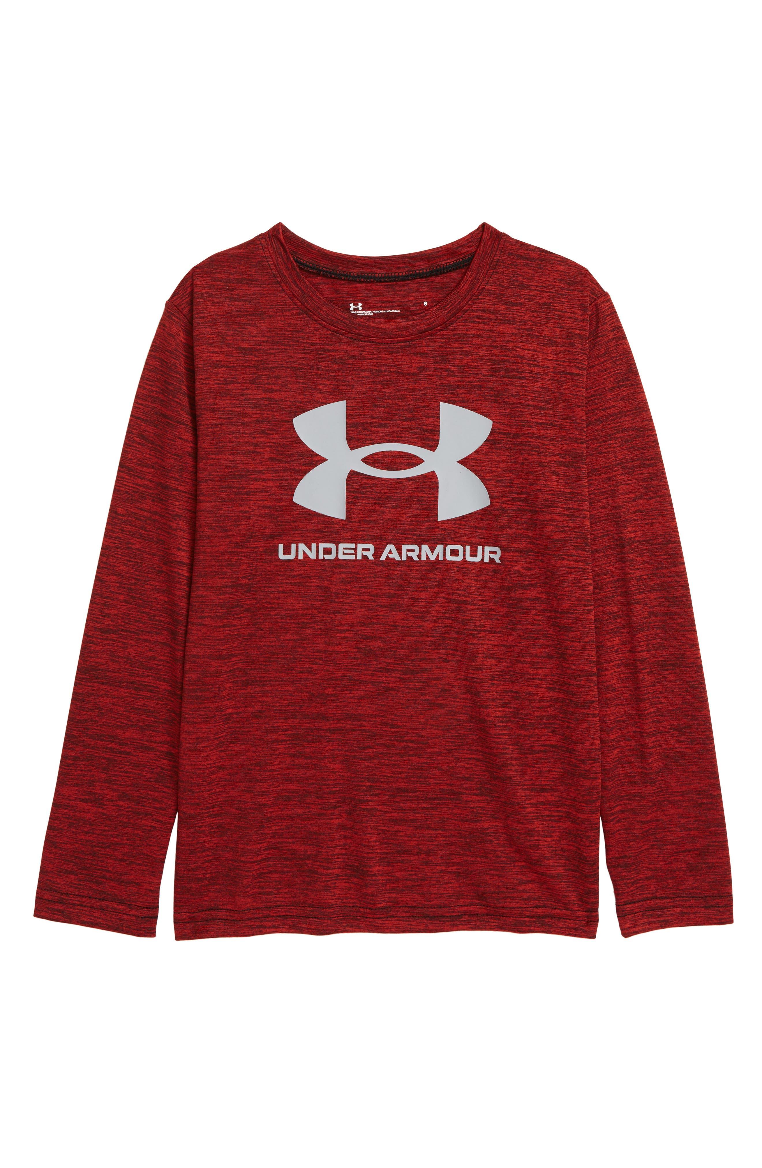 Under Armour Boys UA CORE Logo Set
