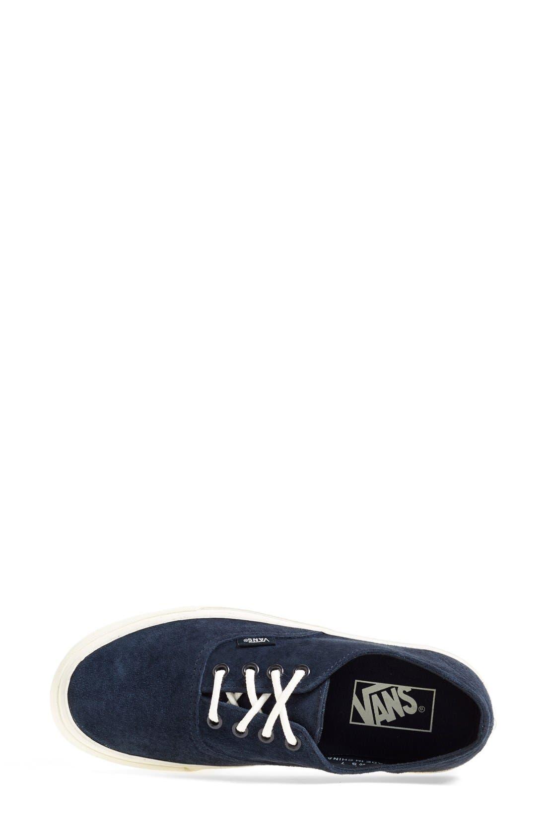 Alternate Image 3  - Vans 'Authentic - Era Decon CA' Sneaker (Women)