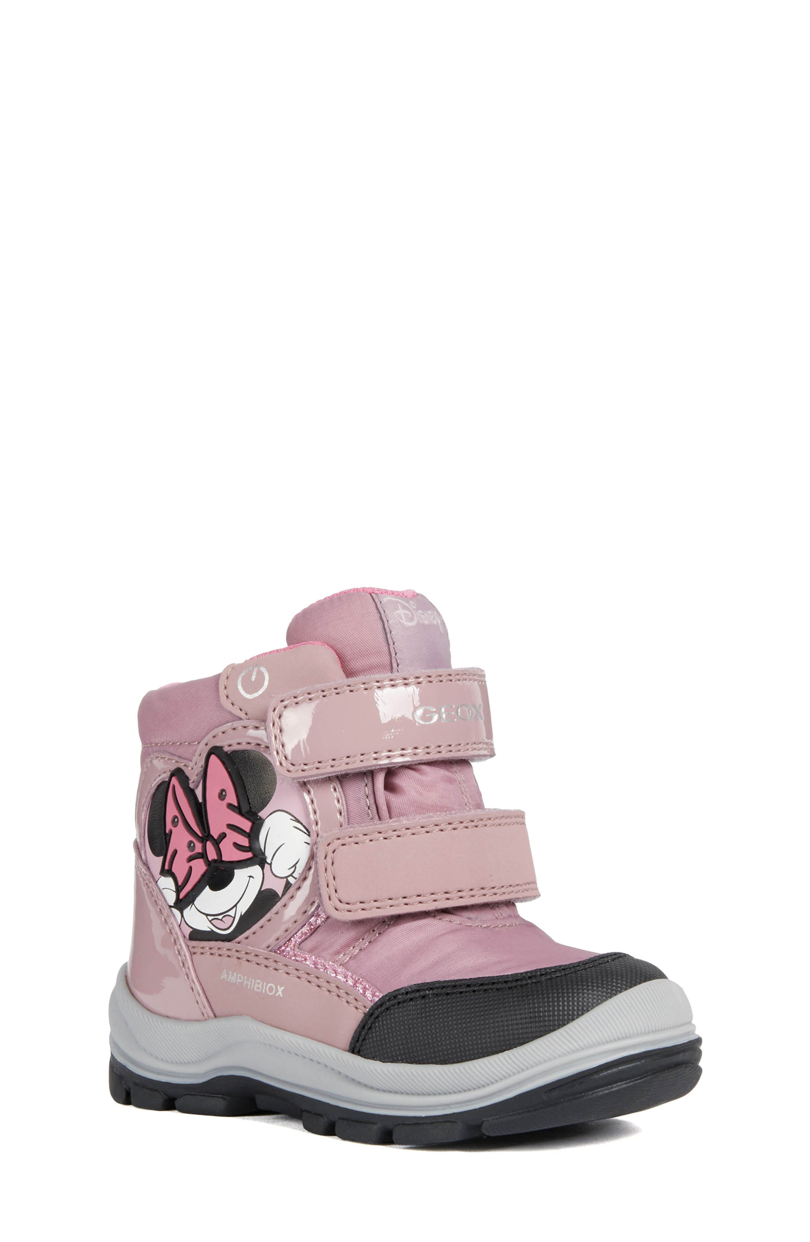 Geox Junior Eclair Girl Ankle Boots Black 40/% OFF RRP