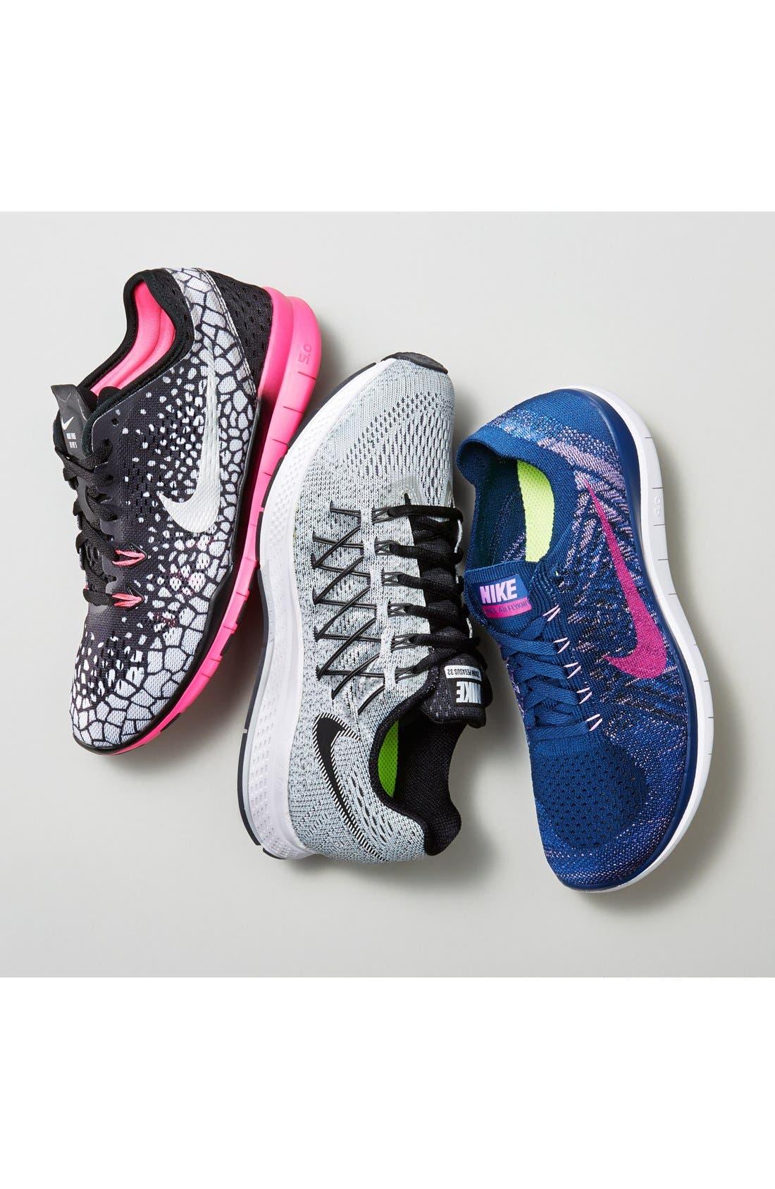 Alternate Image 5  - Nike 'Free 5.0 TR Fit 5 Print' Training Shoe (Women)