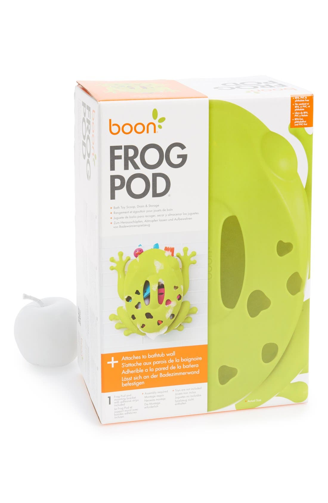 Alternate Image 1 Selected - Boon Frog Pod