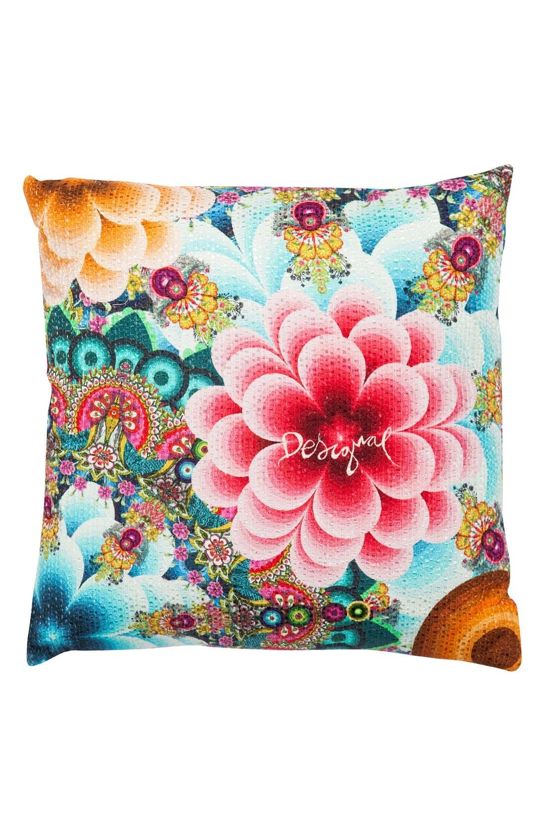 Alternate Image 1 Selected - Desigual 'Mandala' Accent Pillow