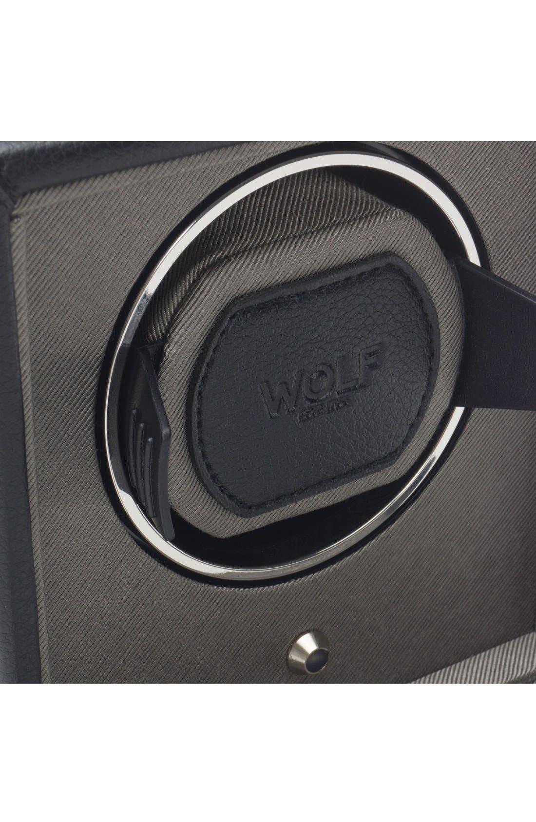 Alternate Image 3  - Wolf Cub Watch Winder
