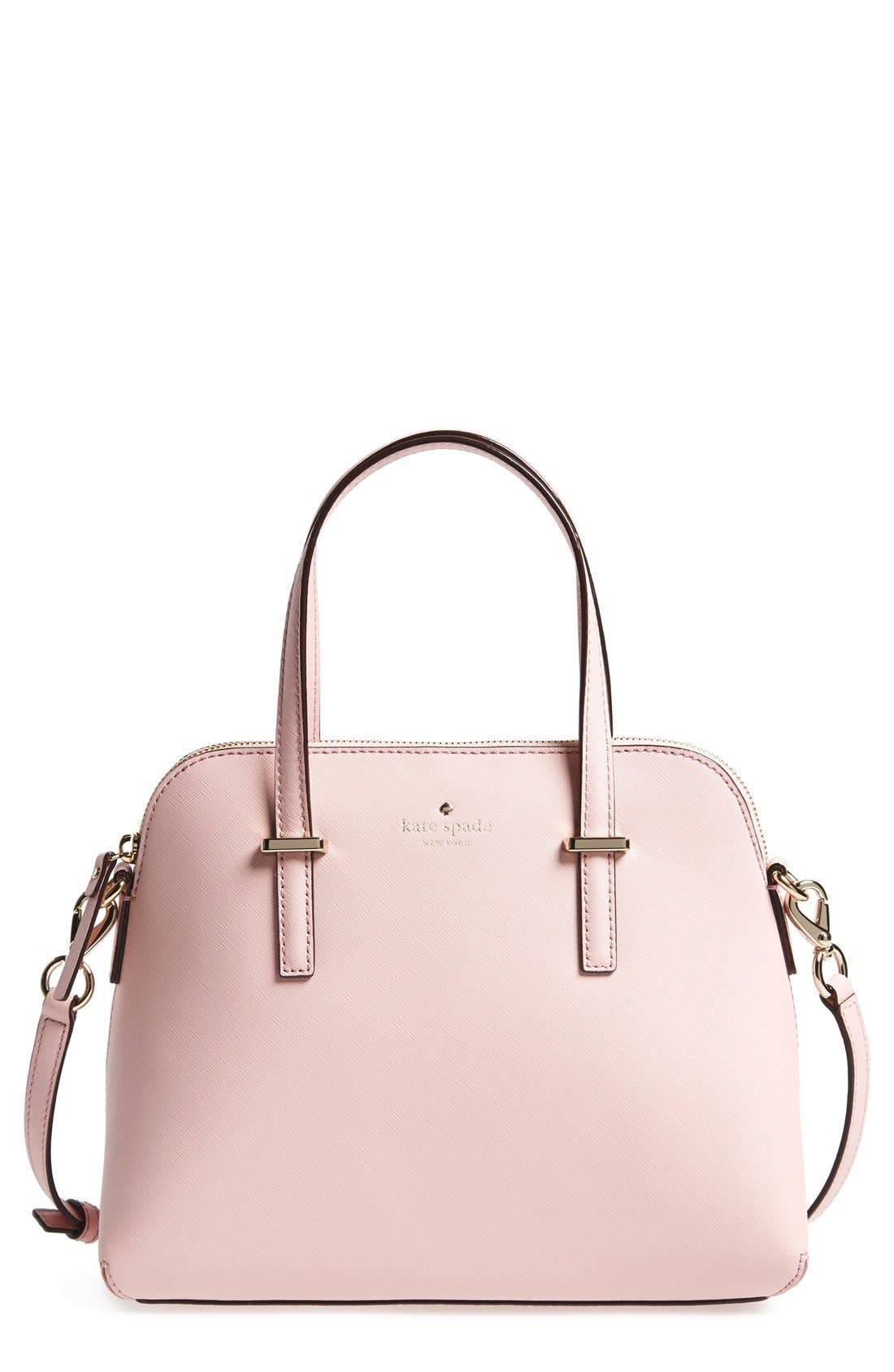 Main Image - kate spade new york 'cedar street - maise' leather satchel