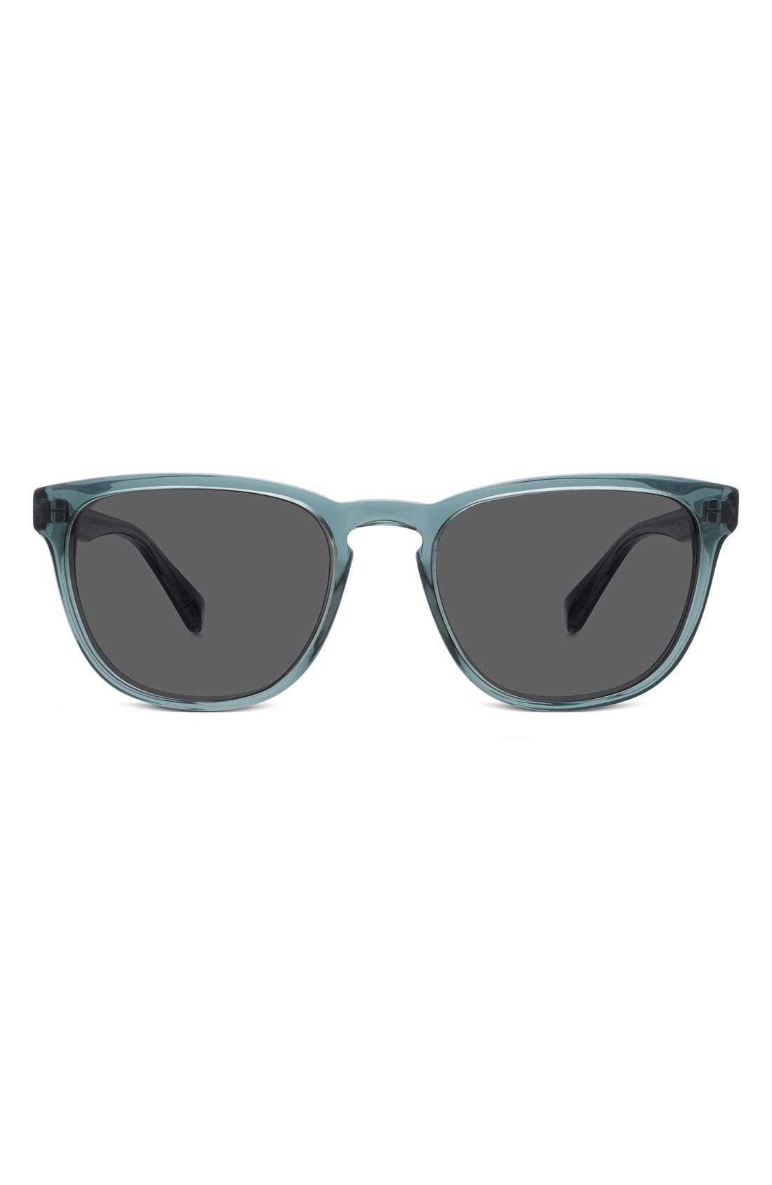 Alternate Image 1 Selected - Warby Parker 'Jennings' 53mm Polarized Sunglasses