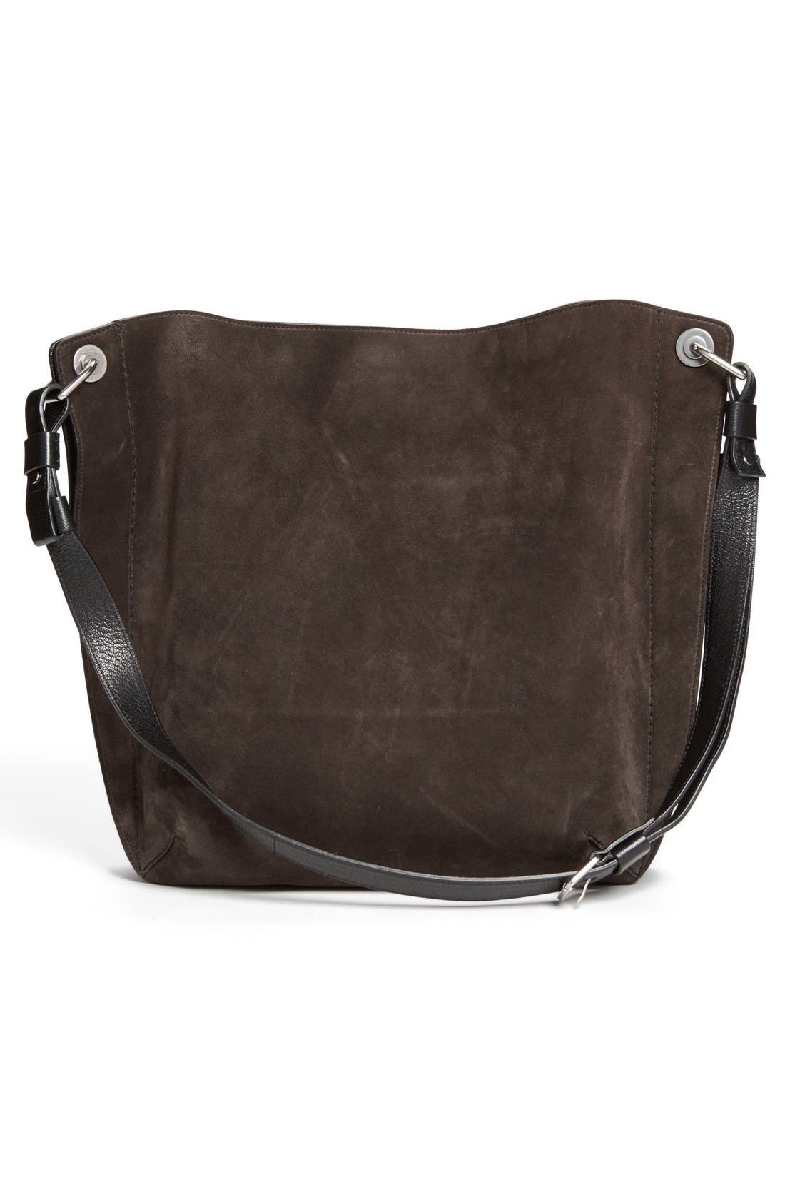Alternate Image 2  - Proenza Schouler 'Large Prospect' Suede Tote