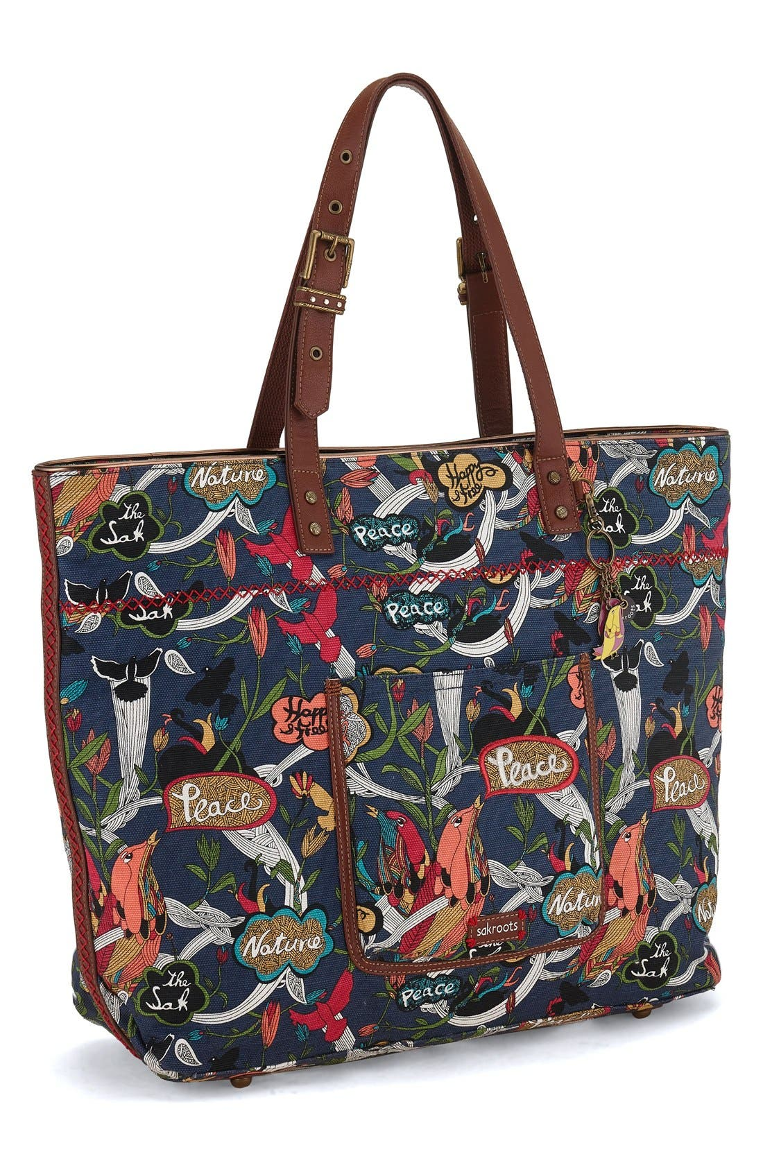Alternate Image 2  - Sakroots 'Artist Circle' Travel Bag