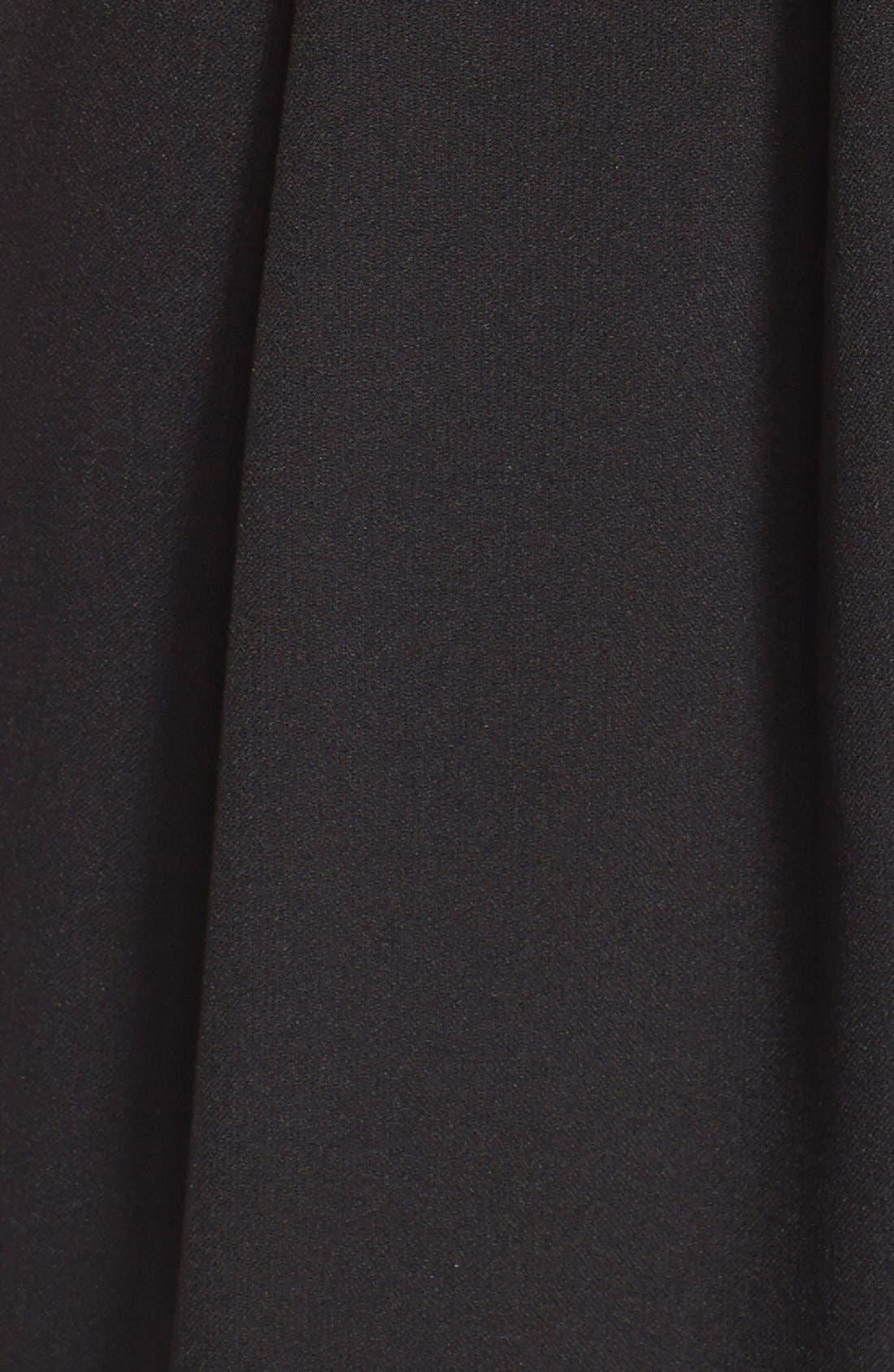 Alternate Image 4  - Eliza J Belted Pleated Jumpsuit