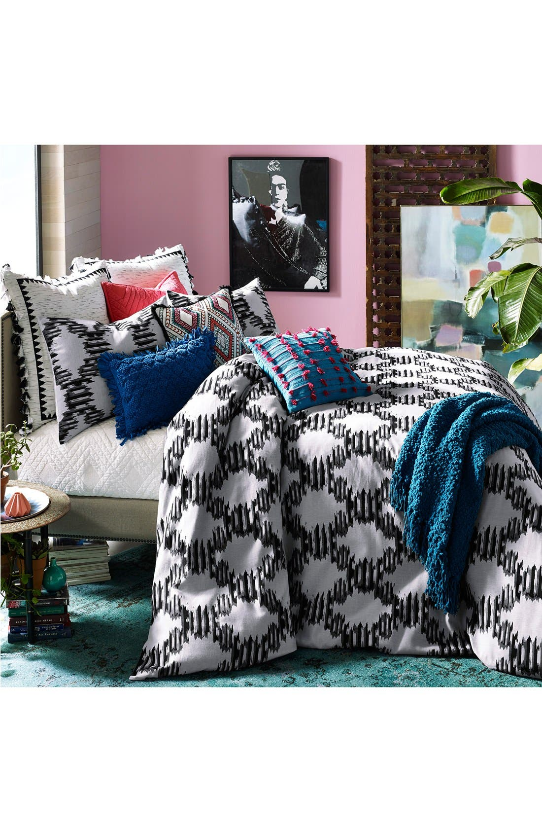 Blissliving Home Zocalo Duvet Cover & Sham Set