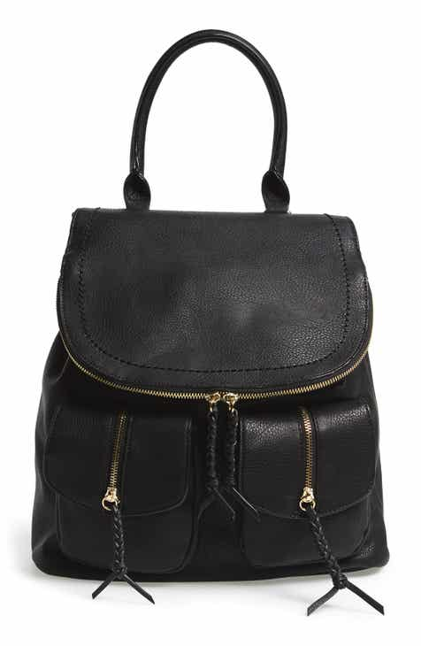 121460e73692 Sole Society Emery Faux Leather Backpack