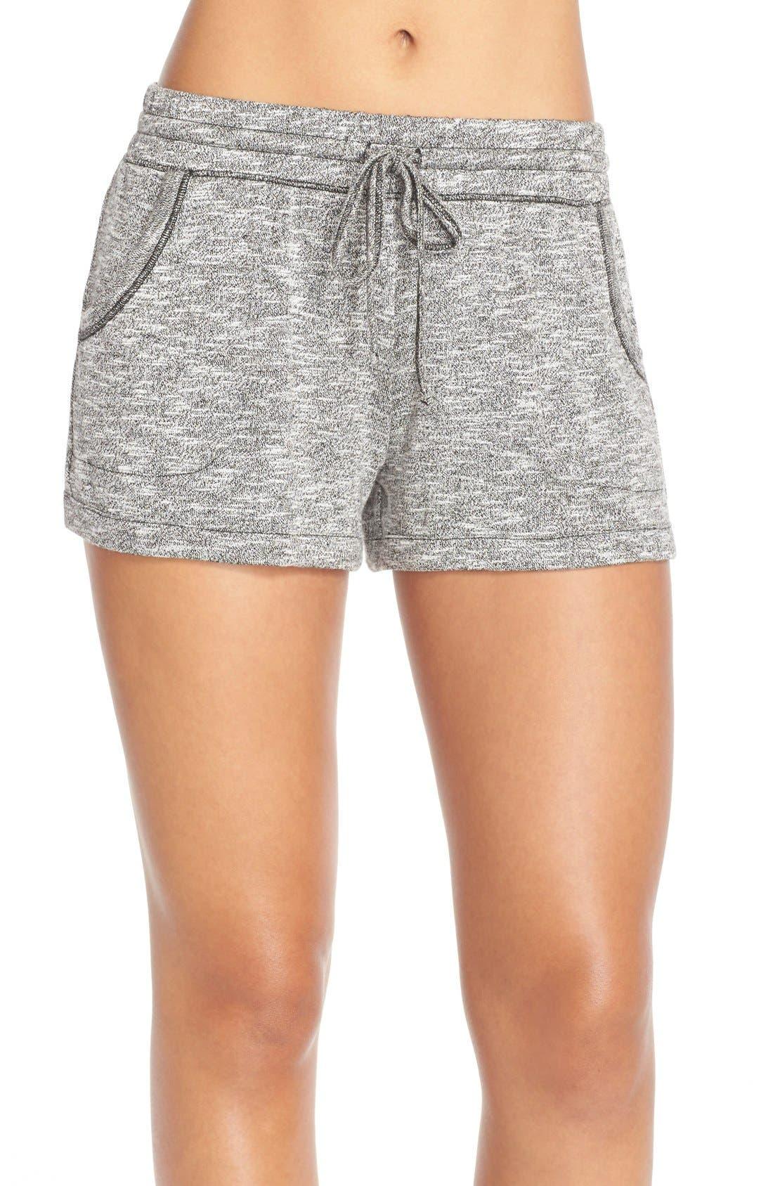 Alternate Image 1 Selected - kensieKnitLounge Shorts