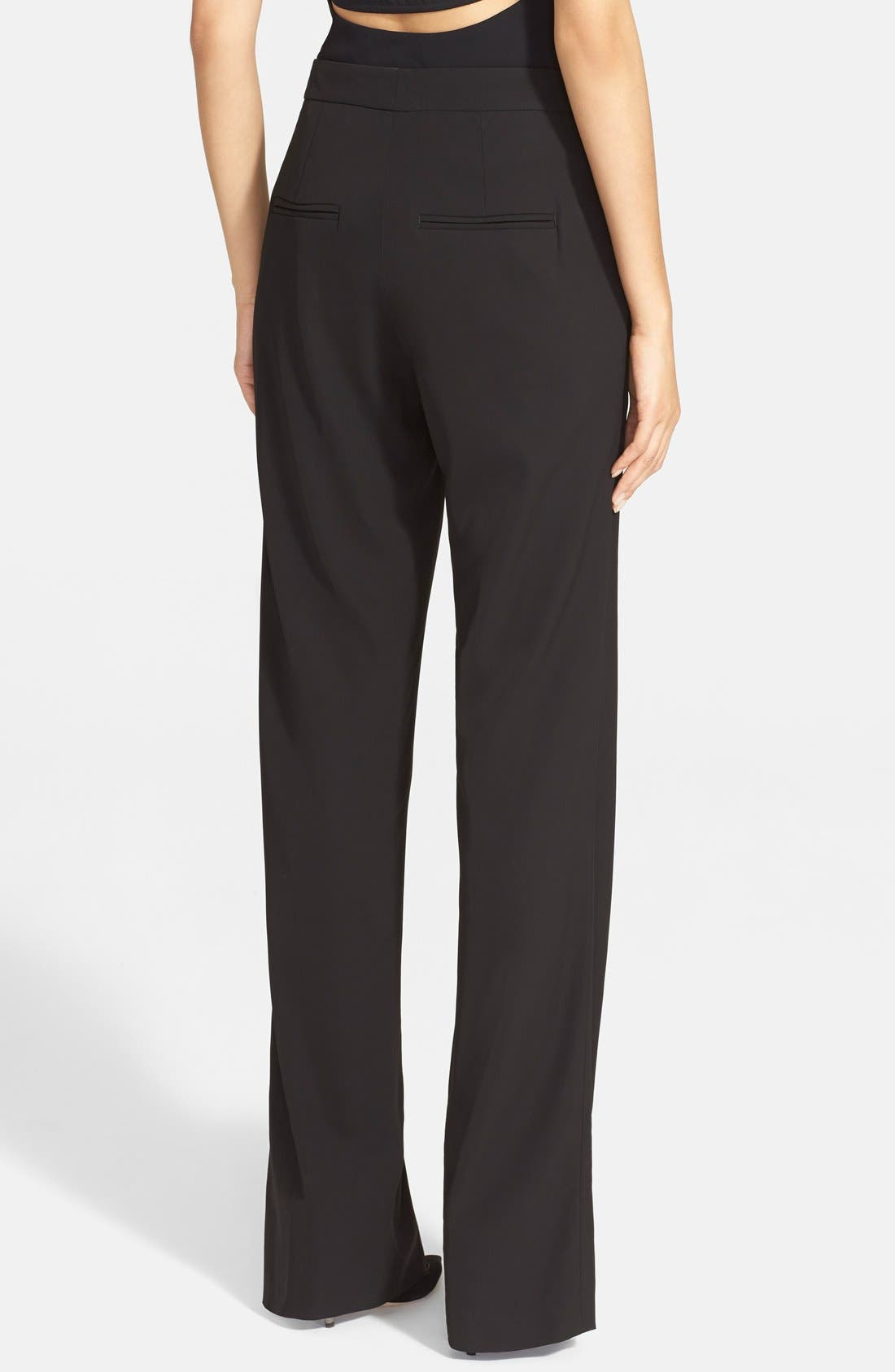 Alternate Image 2  - A.L.C. 'Oliver' Crepe Pants
