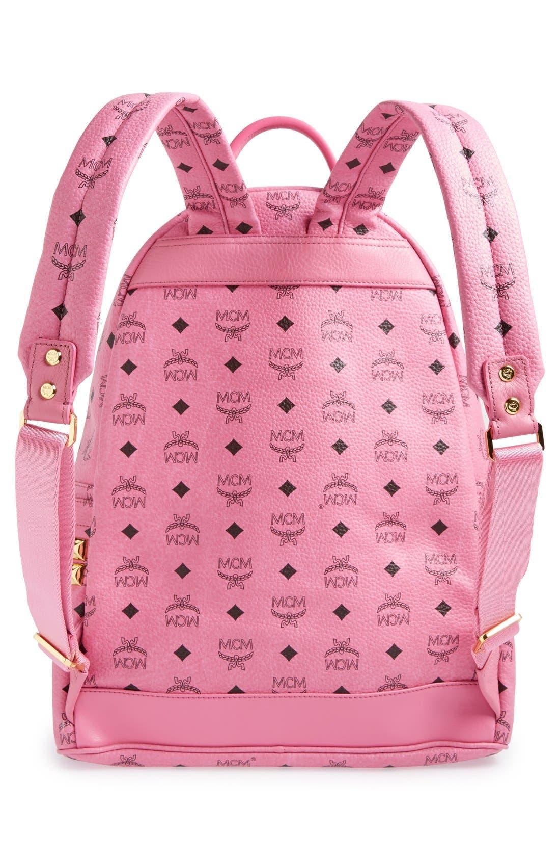 Alternate Image 3  - MCM 'Medium Stark' Side Stud Backpack
