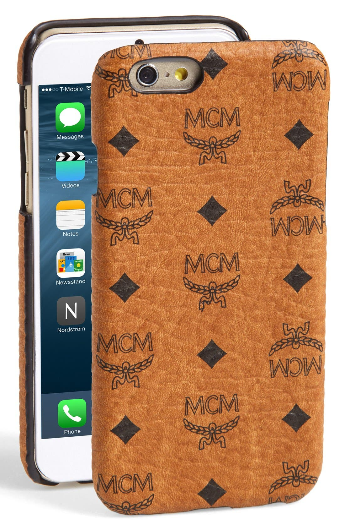 Alternate Image 1 Selected - MCM 'Claus' iPhone 6 Case
