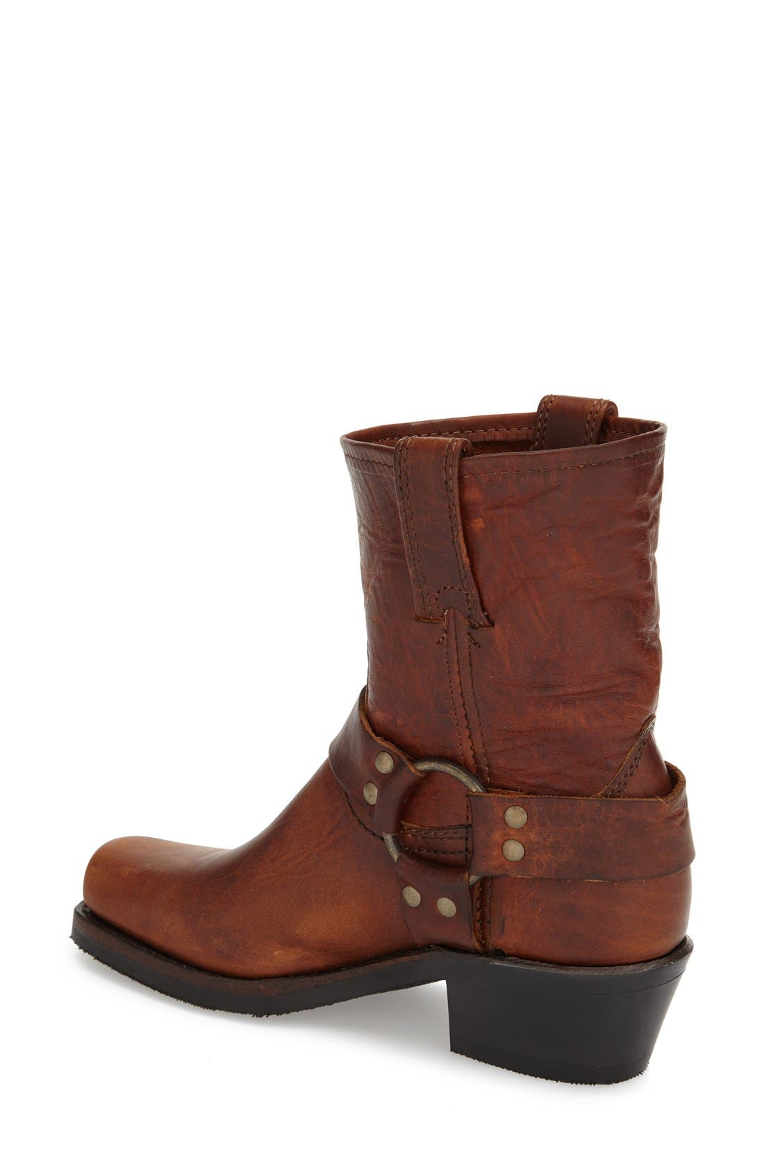 'Harness 8R' Boot,                             Alternate thumbnail 2, color,                             Cognac