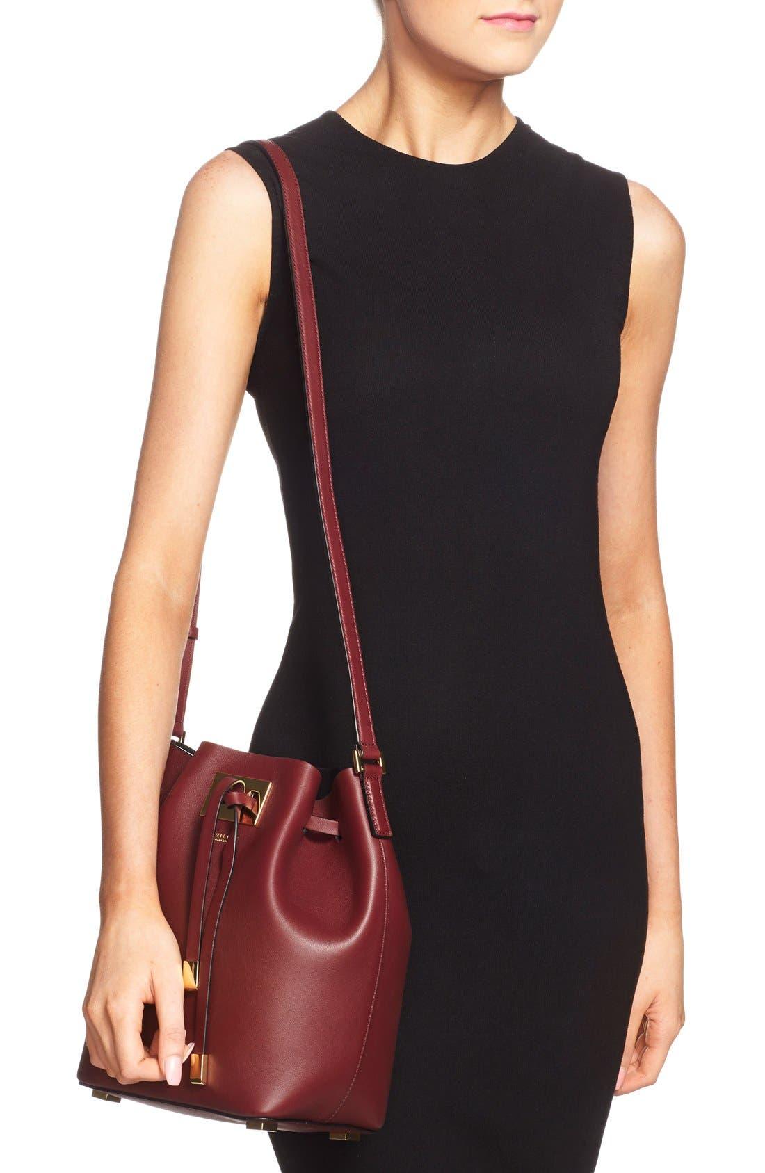 Alternate Image 2  - Michael Kors 'Medium Miranda' Bucket Bag