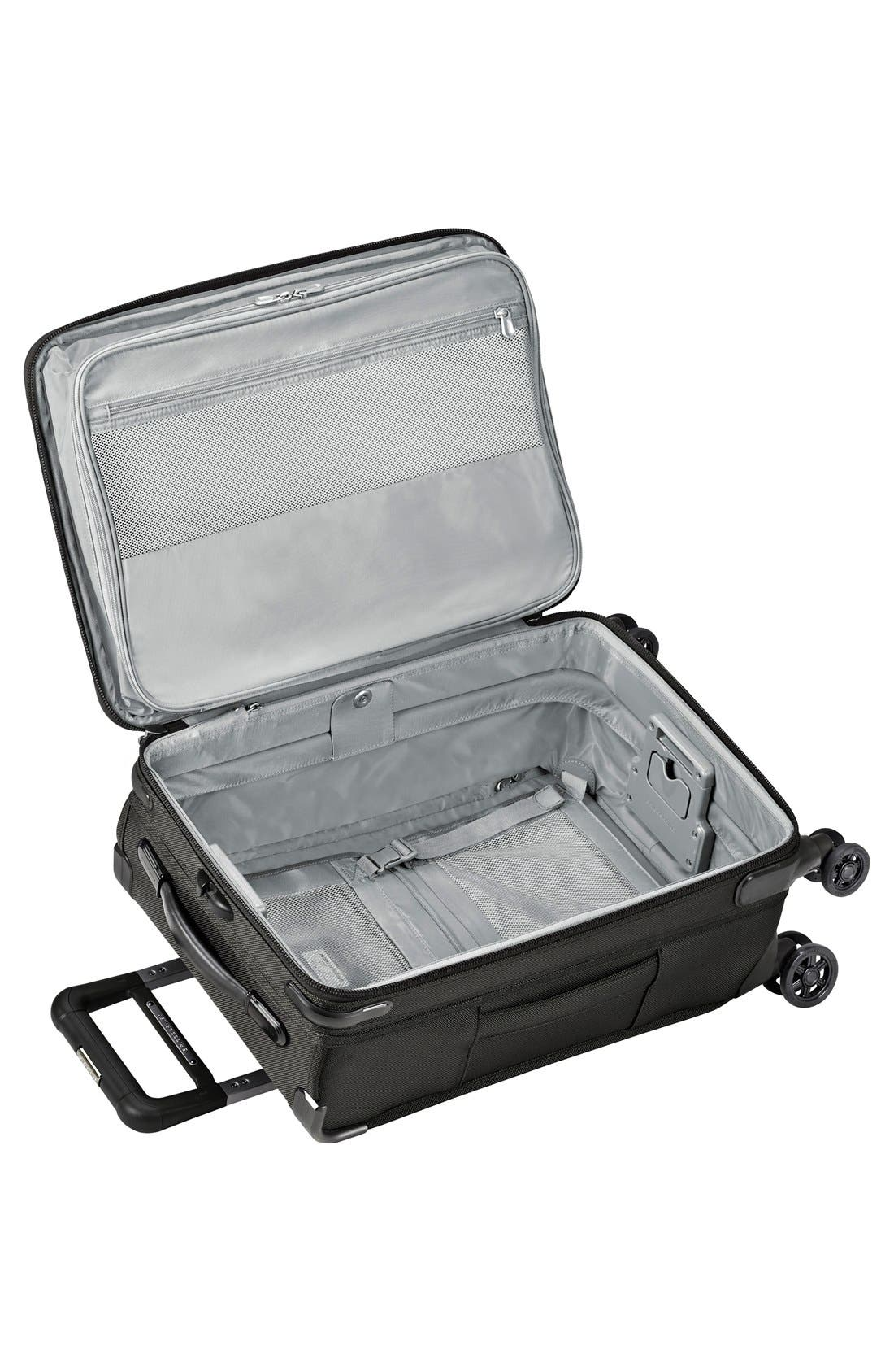 Alternate Image 2  - Briggs & Riley Baseline Domestic 22-Inch Expandable Rolling Carry-On