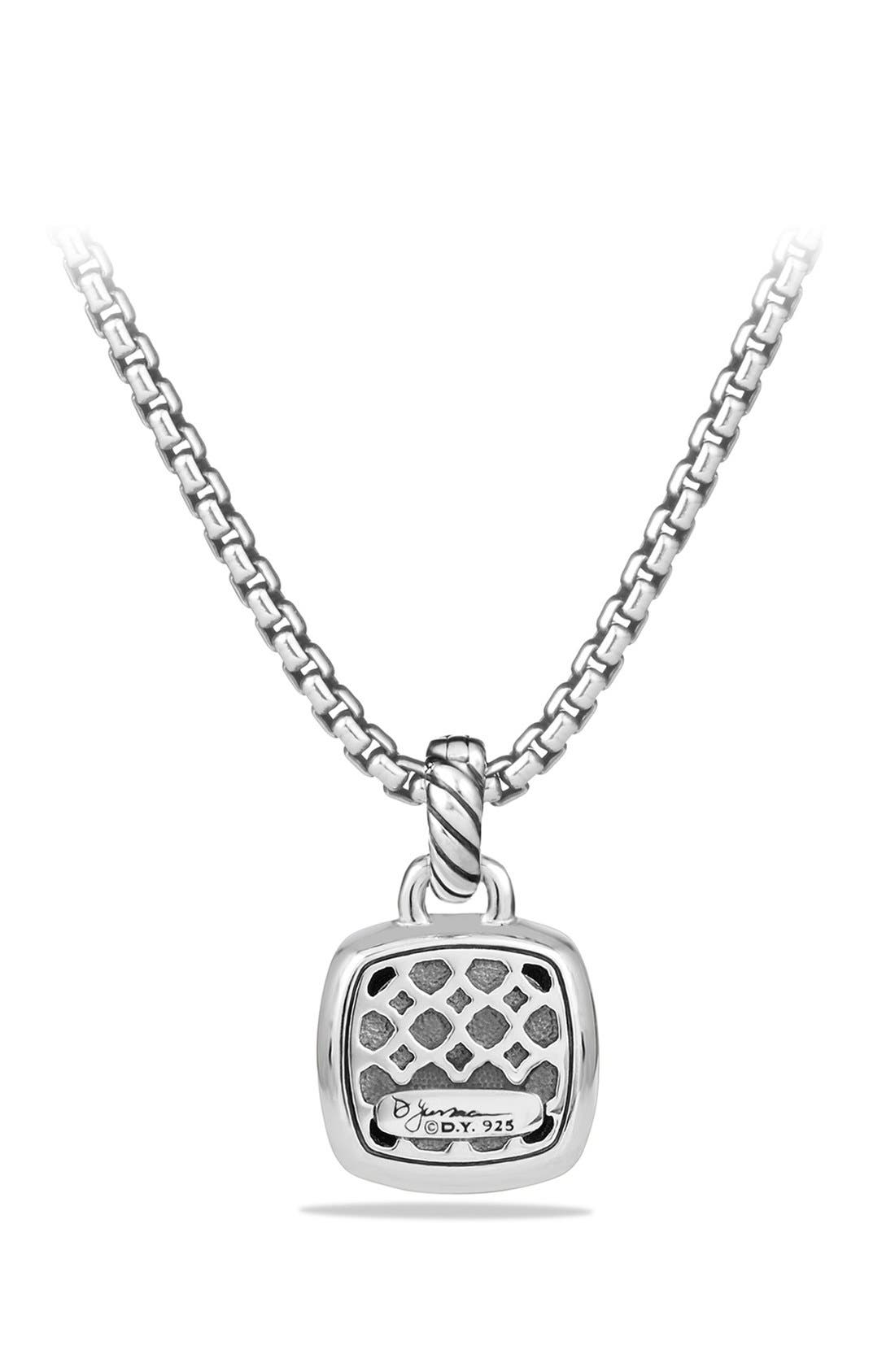Alternate Image 3  - David Yurman 'Albion' Pendant with Gold Dome and Diamonds