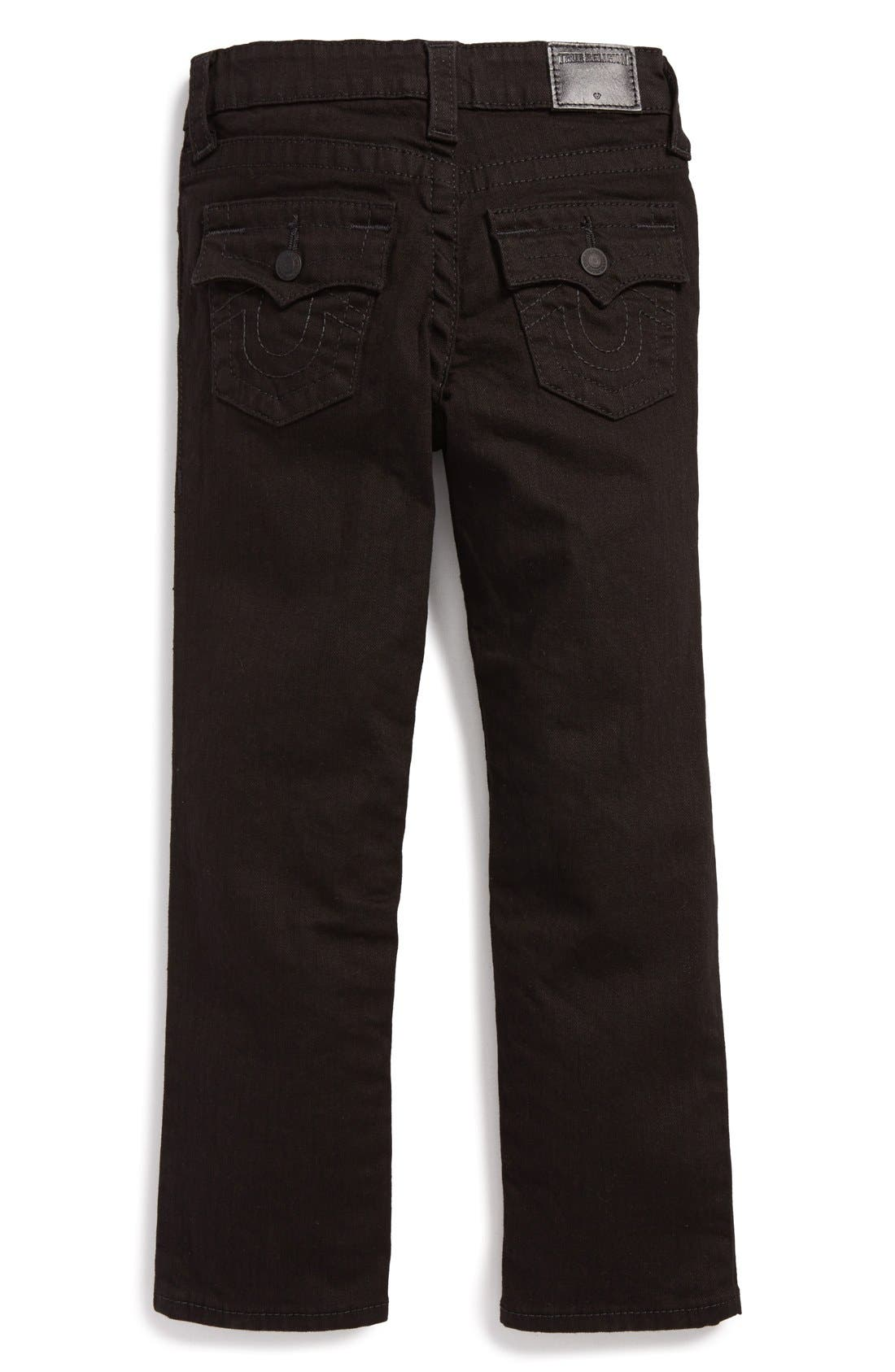 'Geno' Relaxed Slim Fit Jeans,                             Alternate thumbnail 2, color,                             Superfly Wash