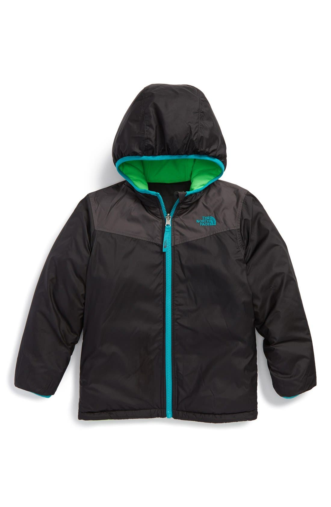 Alternate Image 2  - The North Face 'True or False' Reversible Water Resistant Jacket (Toddler Boys & Little Boys)